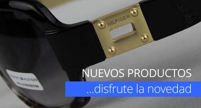 Nuevos productos: carteras, gafas de sol, perfumes...